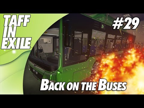 Bus Simulator 16 | E29 | We're Back! with MAN Lion's City CNG