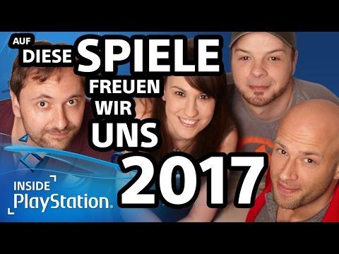 Die besten Spiele 2017: Auf diese PS4-Titel könnt ihr euch freuen!