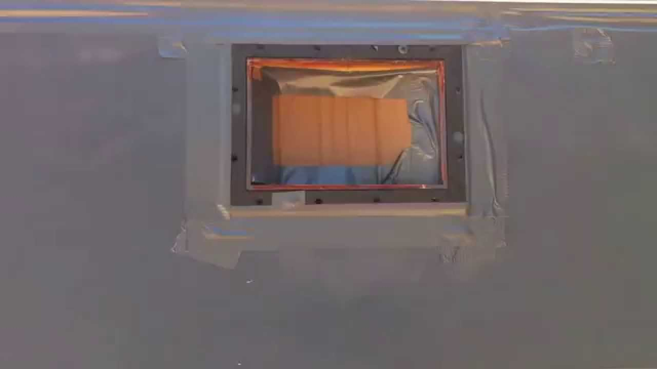 Leaking Pool Skimmer Damage Part 2 Youtube
