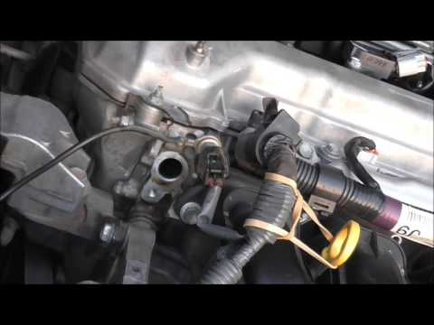 2007-2013 Toyota Corolla How To Replace Camshaft Timing Oil Control Valve Sensor Yiannis Pagonis