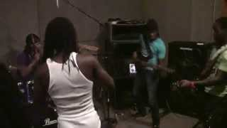 Mavado Band Rehearsal 1: Dancehall Rock