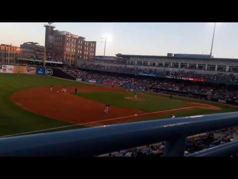 TOLEDO MUDS HENS VS ROCHESTER RED WINGS PART 4
