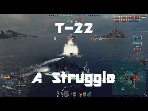 Lower Tier Guides: T-22