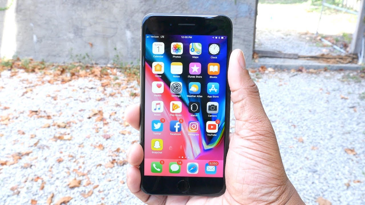 82c4159820ee iPhone 8 Plus Review! - Buy or Pass  - YouTube
