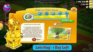 Hay Day Live - June 2017 - Lets Do the Hugs - Tress and Bushes