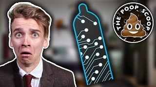 FitBit CONDOMS?! | Poop Scoop #11