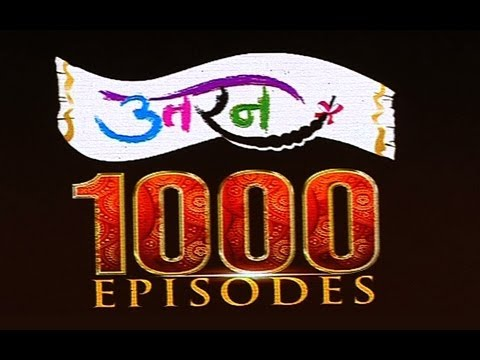 Uttaran 1000 episodes Celebration
