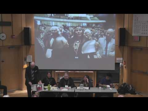 Panel Discussion UNSettling Canada BC Studies 2017