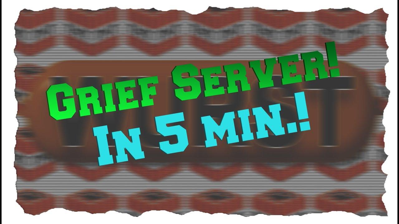 In Minuten Server Zum Griefen FindenWurst Hack YouTube - Minecraft spieler finden hack