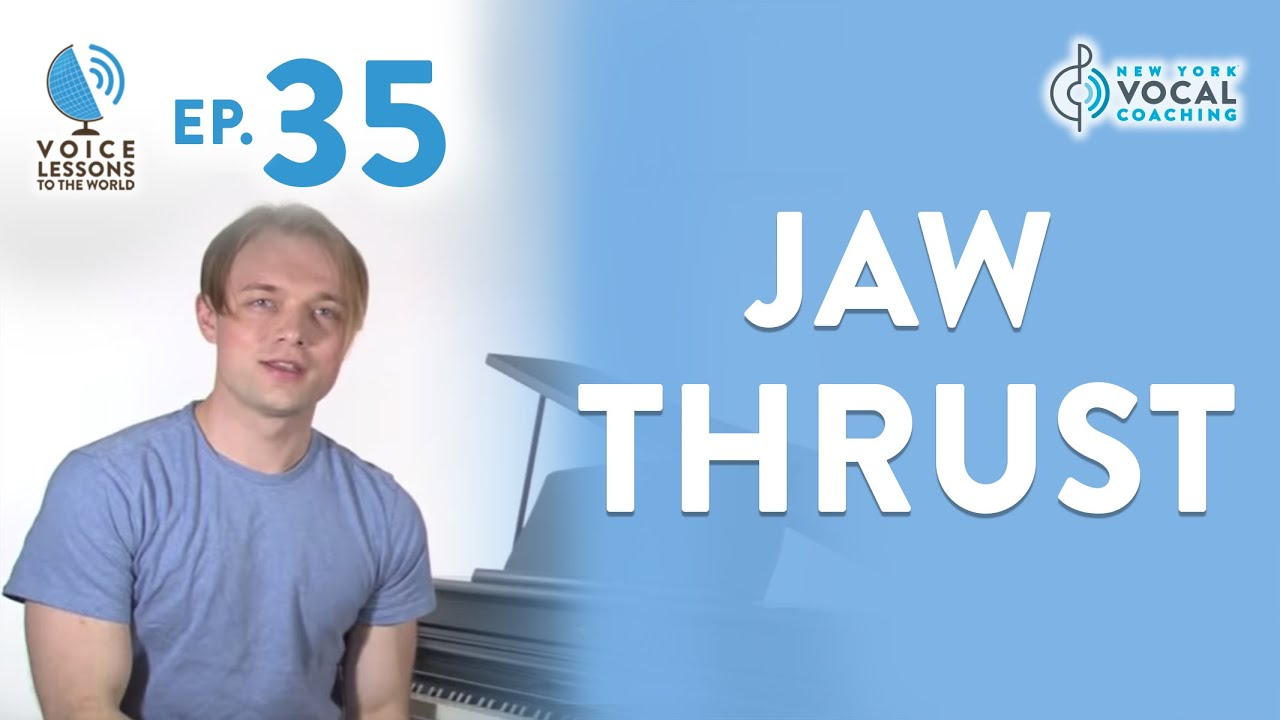 "Ep. 35 ""Jaw Thrust"""