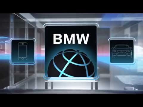The New BMW Connected App Animation - YouTube