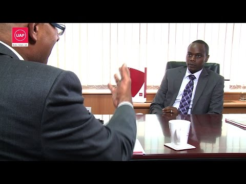 An Interview with Peter Ng'eno, General Manager UAP Investments @PKANgeno #UAPInvest