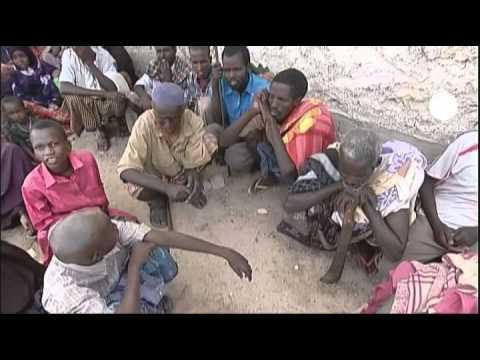 """Horn of Africa: """"The children's famine"""""""
