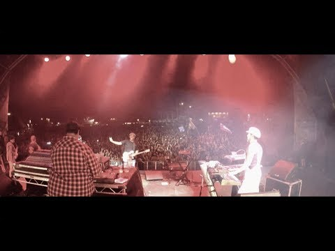 Fat Freddy's Drop Blackbird Live at Rototom