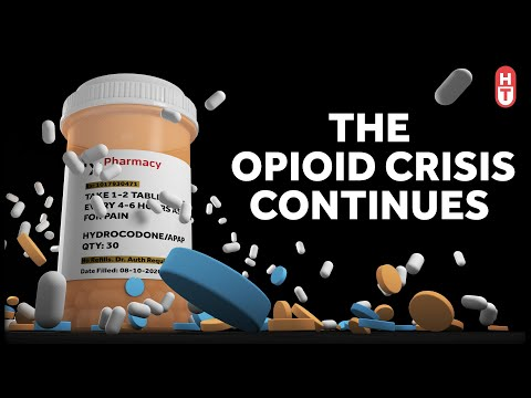 The Opioid Crisis in 2020