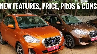 New 2018 Datsun Go / Go Plus Facelift First Impressions, Quick Review, Price & Features | Motoroids