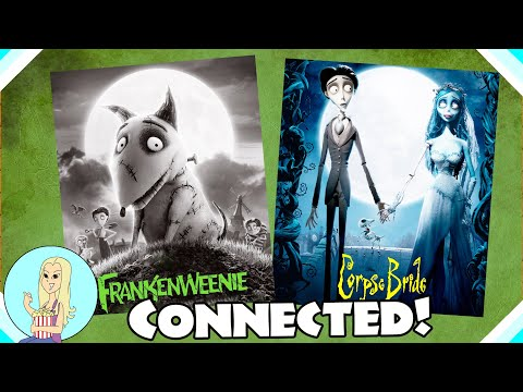 Frankenweenie And Corpse Bride Are Connected The Real Tim Burton Theory The Fangirl Video Essay Youtube