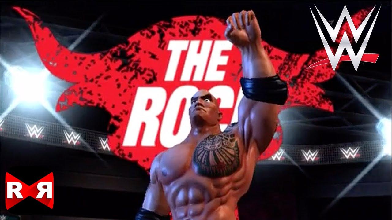 لعبه WWE: Champions v0.45 مهكره جاهزه