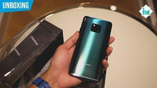 Huawei Mate 20 Pro | Unboxing en español