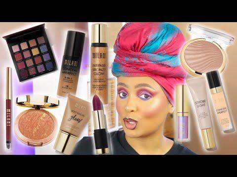 Zzzamn Milani Like THAT?! Applying a FULL Face of Milani Cosmetics! thumbnail