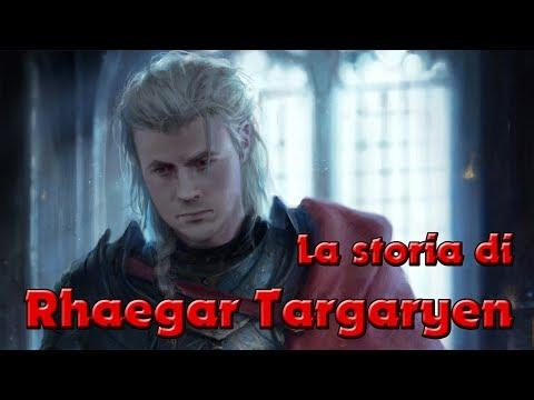 La storia di Rhaegar Targaryen