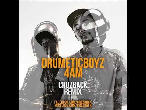 DrumeticBoyz - 4am (Cruzback Remix)