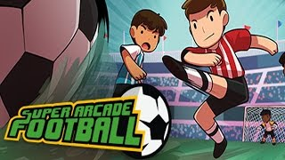 Super Arcade Football Gameplay (PC HD) [1080p60FPS]
