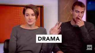 'Divergent' stars tell us: 'Yes, no, or meh?!'