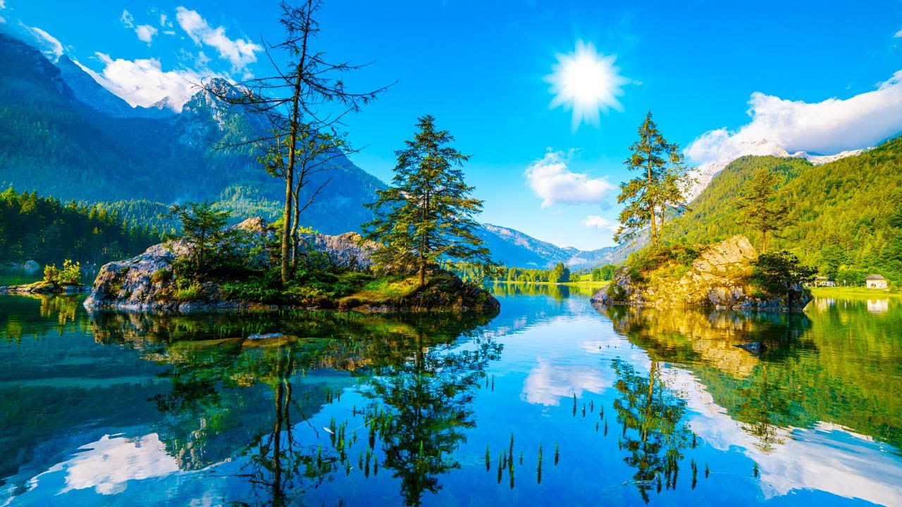 Download Throw Stress Away with Relaxing Piano Music & Beautiful Nature - Sleep Music & Stress Relief Music
