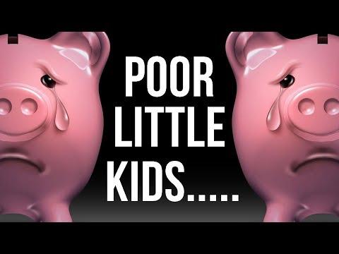 10 Kids Who Broke Their Piggy Banks For HEARTBREAKING REASONS