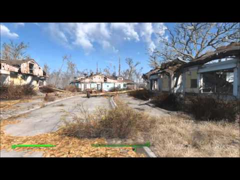 Fallout 4 Micro Stuttering?