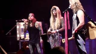 Steel Panther - Girl from Oklahoma (+talk) [HD] live