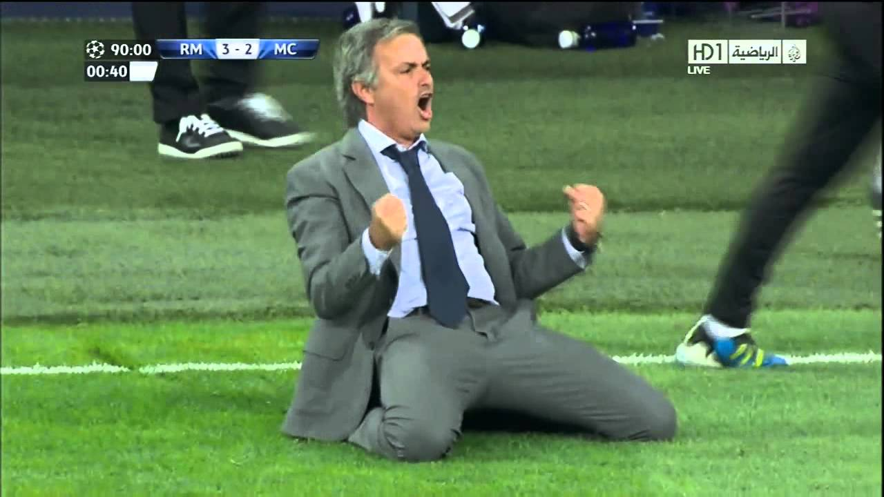 Man City Funny: Real Madrid Vs Manchester City 3-2