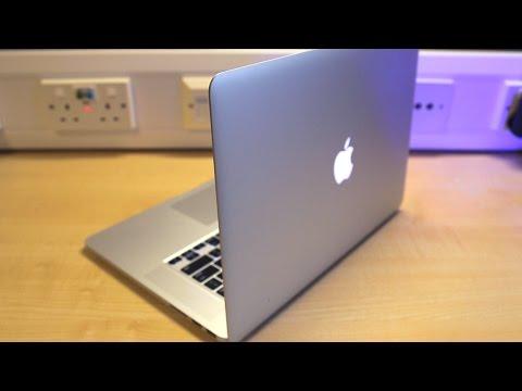 Apple Retina MacBook Pro 15-inch 2015