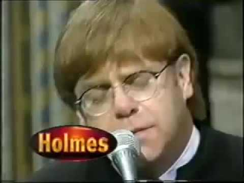 Paul Holmes interviews Elton John & Billy Joel 1998