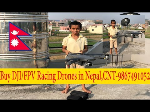 Фото Buy DJI Drones in Nepal - 9 Years Old Nepali Boy Flies Drone like a Pro Pilot