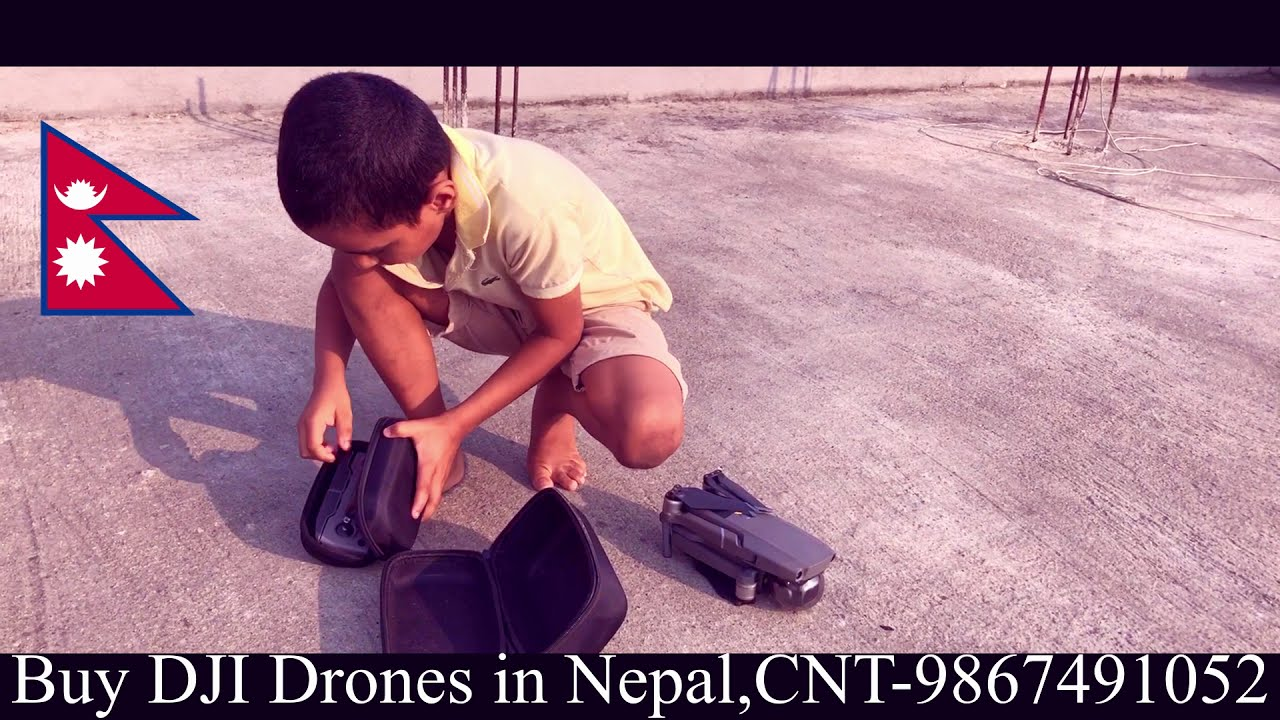 Buy DJI Drones in Nepal - 9 Years Old Nepali Boy Flies Drone like a Pro Pilot картинки