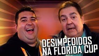 ENCONTRO COM FAUSTÃO - FLORIDA CUP 2018 #3