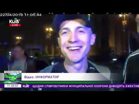 Телеканал Київ: 22.04.19 Столичні телевізійні новини 11.00