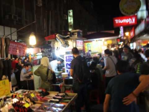 Raohe nightmarket, Taipei