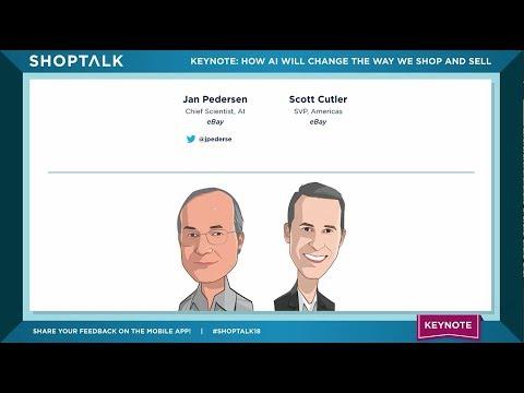 Jan Pedersen, Chief Scientist, AI of eBay and Scott Cutler, SVP, Americas of eBay