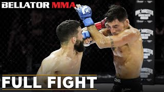 Full Fight | Patricio Pitbull vs. Emmanuel Sanchez 1 | Bellator 209