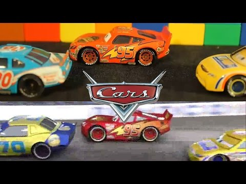 Stop-Motion Cars -- Next To The 'original'
