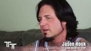Jason Hook Five Finger Death Punch Interview W Trace Davis Of Voodoo Amps Part 3 Of 3