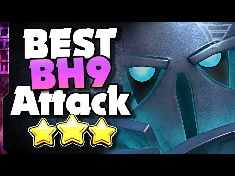 Strongest Clash Of Clans Builders Hall 9 Attack - Triple EVERY TIME