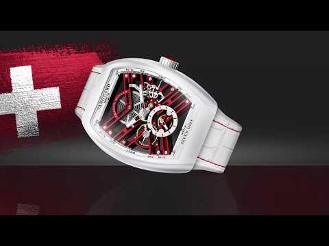Franck Muller Vanguard™ Skeleton Swiss Limited Edition