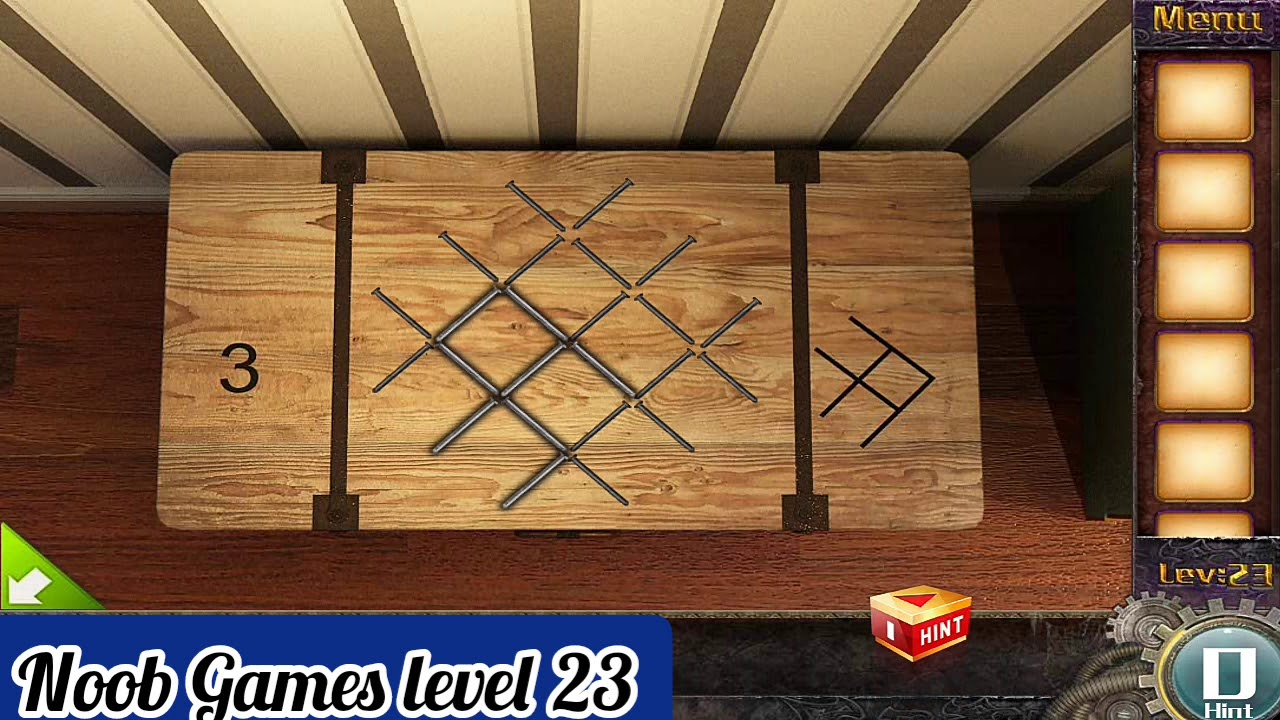 Escape Game 50 Room 3 Level 23 Youtube