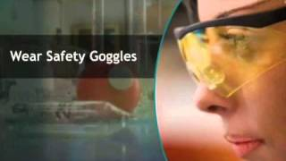 Safety Rules for Chemistry Lab   Necessary Safety Rules for Chemistry Lab Video