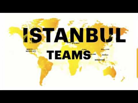 Accenture Digital Hackathon Teams From Turkey