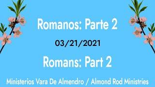 Romanos: Parte 2   Romans: Part 2